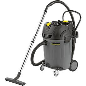 Aspirateur eau et poussière KÄRCHER® NT 65, tuyau d'évacuation intégré, nettoyage