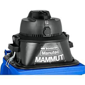 Aspirateur eau et poussière, avec prise, avec Manutec-Mammut à poser