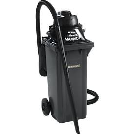 Aspirateur eau/poussière Manutec®-Mammut, poubelle incluse