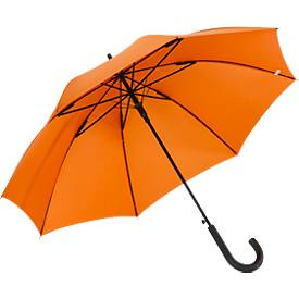 Automatik-Stockschirm Wind, orange