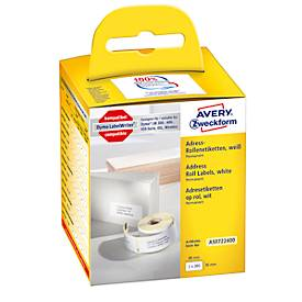 AVERY® Zweckform Adress-Etiketten Nr. AS0722400, permanent, 2 x 260 Stück
