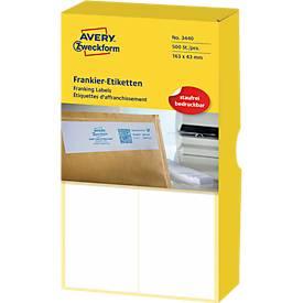 Avery Zweckform Frankier-Etiketten