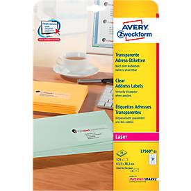 Avery Zweckform L7560-25 Adress-Etiketten, permanent haftend