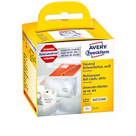 AVERY® Zweckform Universal-Etiketten Nr. AS0722440, 1 x 320
