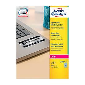 AVERY® Zweckform Typenschild-Etiketten