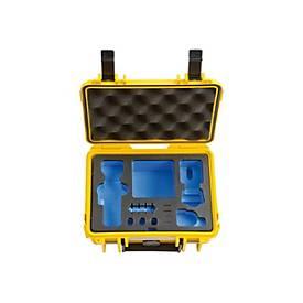 Image of B&W outdoor.cases Type 500 - Hartschalentasche für Actionkamera / Zubehör