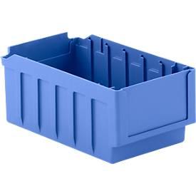 Bac d'étagère RK 321, 6 compartiments