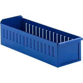 Bacs d'étagère RK 512, acier, pour prof. : 500 mm
