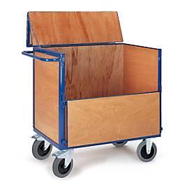 Bakwagen met deksel 1165x665 - 500kg