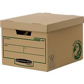 Bankers Box® archiefopbergdozen Earth Series, voor 4 archiefdozen, 10 stuks