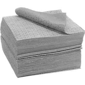 BASIC zware universele universele non-woven doekjes, B 400 x L 500 mm, 100 stuks.