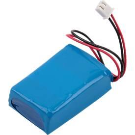 Batterij voor factuur validatie Olympia NC 315 & NC 335, voor maximaal 1,5 uur