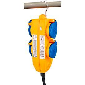 Baustellenkabel brennenstuhl® IP 54 mit Powerblock