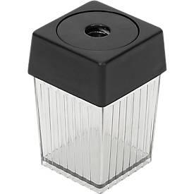 Behälterspitzer, schwarz