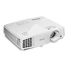BenQ MS527 - DLP-Projektor - tragbar - 3D