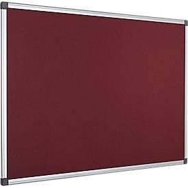 Bi-Office brandv., bord, rood, 900x600