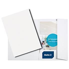 Image of Biella Offert- und Präsentationsmappe Pearl A4, weiß