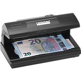 Biljet validator ratiotec® Soldi 120, UV-licht, documenten & alle valuta, netvoeding, zwart