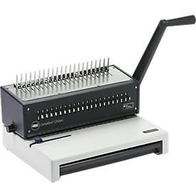 Image of Bindegerät GBC CombBind C250Pro, Plastikbindung 450 Blatt, Stanzen 20 Blatt, A4, A5 und US Letter