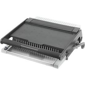 Bindegerät GBC MultiBind 420, Plastik- und Drahtbindung, elektrisch, bis 125 Blatt
