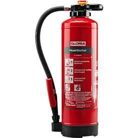 Bio-Schaum-Feuerlöscher mit Wandhalter SE+9PRO