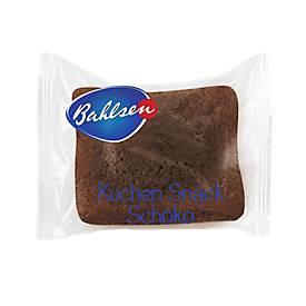 Biscuits Bahlsen Snack Schoko, boîte de 1,5 kg, 60 pièces en embalage individuel