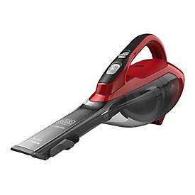 BLACK+DECKER DustBuster DVA315J - Staubsauger - Handstaubsauger - Cherry Red