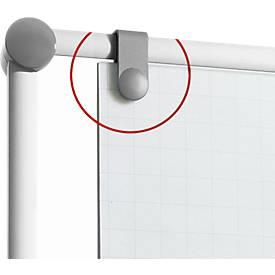 Blokhouder voor whiteboard 2000 MAUL, set van 2 stuks