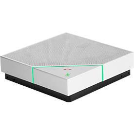 Bluetooth Freisprecheinrichtung Polycom VoxBox, IP64, für bis zu 10 Geräte, als Lautsprecher nutzbar