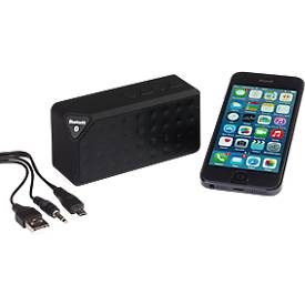Bluetooth-Lautsprecher Cuboid
