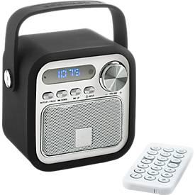 Bluetooth-Lautsprecher mit Radio, Retro-Look