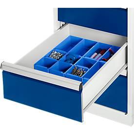 Boîte de compartimentage EK 554, PS, 15 unités