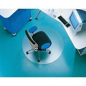 Bodenschutzmatten Rollsafe® für alle glatten Hartböden, rund