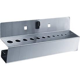 Bohrerhalter für Lochblech-Platten-System