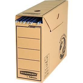 Boîtes d'archives EARTH SERIE, pour dossiers suspendus de format A4