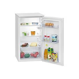 Bomann VS 7231 - Kühlschrank - freistehend - weiß