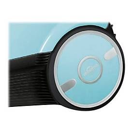 Bosch MoveOn BGL35MON2 - Staubsauger - Kanister - aquapastell/schwarz/weißaluminium