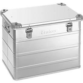 Box, Aluminium, 123 l