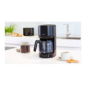 Braun PurEase KF 3120 BK - Kaffeemaschine - Schwarz