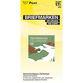 Briefmarken der Österreichischen Post AG