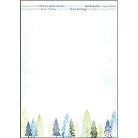 Briefpapier Trees