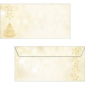 Briefumschläge Graceful Christmas