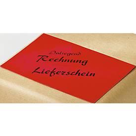"""Briefumschläge mit Aufdruck """"Inliegend Rechnung/Lieferschein"""""""