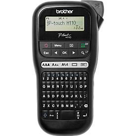 brother étiqueteuse P-Touch H110,  avec fonction de marquage de câbles