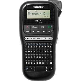 brother beletteringssysteem P-Touch PT-H110, met functie om kabels te labelen