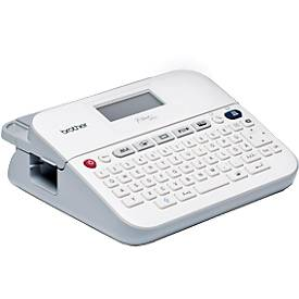 Brother Beschriftungsgerät P-Touch D400 VP SET, im Koffer