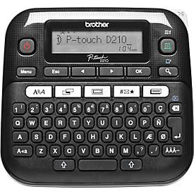 Brother Beschriftungsgerät P-Touch D210