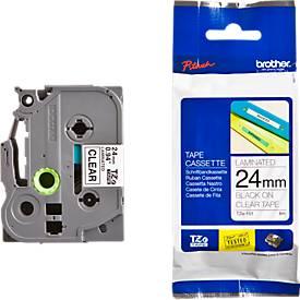 brother cassette de ruban TZe-S, diverses largeurs et couleurs