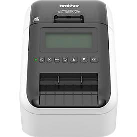 Brother Etikettendrucker P-touch QL-810NWB mit WLAN, LAN, Bluetooth