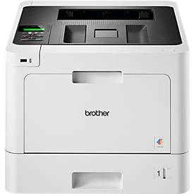 Brother Farblaserdrucker HL-L8260CDW, Druck bis 31 S./Min., für Arbeitsgruppen